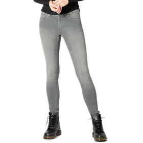 DUER Performance Denim Broek Skinny Dames, grey 50